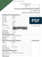Visa4UK __ Print Online Visa Application