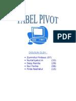 Tabel Pivot