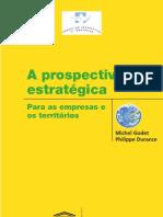 A prospectiva estratégica_Michel Godet