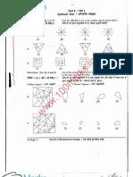Jee Main Paper 2 2013 Code o
