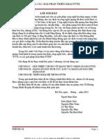 FTTX VÀ CÁC GIẢI PHÁP TRIỂN KHAI FTTH