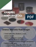 ANALISIS MIKROBIOLOGI