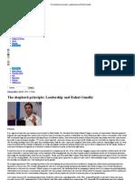 The Shepherd Principle_ Leadership and Rahul Gandhi-SanjayJha