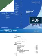 Catálogo PARAMAX 9000   2