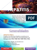 Hepatitis Patologia