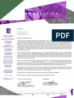 KSUP Solicitation Letter