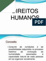DIREITOS HUMANOS - Curso Multiplicador de Polícia Comunitária