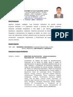 CV Profesional Documentado
