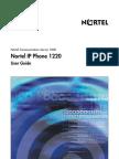 Nortel Ip Phone 1220