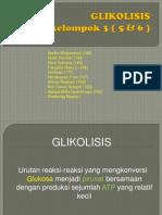 Biokimia - Glikolisis Fix