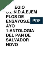 COLEGIO S