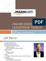 Team #1 - Amazon - Eitzen, McGovern, Mottola, Shanbhag