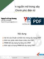 [Session 1] 11. Mr. Nguyen Hong Quang - VFOSSA