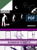 Business plan sample (presentation)
