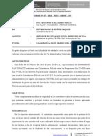 INFORME Nº 07  2013  MTC  HRNE  DV (VIETTEL SAC  DV)