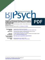Cognitive–behavioural therapy v. social 2009.pdf