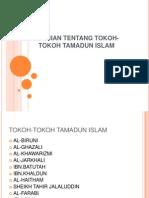 kajian tentang tokoh-tokoh tamadun islam