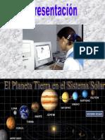 """""""Sistema Solar"""" Elaborado por José de Escandón Tampico"""