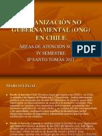 ORGANIZACIÒN NO GUBERNAMENTAL (ONG) EN CHILE