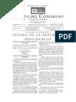 Proyecto de Ley Estatuto de Seguridad Ley 1453 de 2011