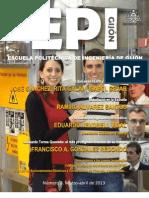 Revista EPI, Número 8