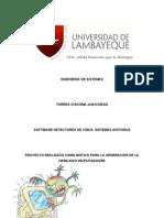 Trabajo Monografico-sistemas Antivirus