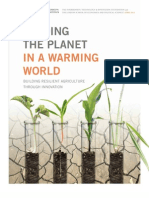 Feeding the Planet in a Warming World