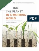 Feeding the Planet in a Warming World