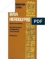 An introduction to the study of maya hieroglyphic writing