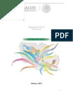 Programa Curso Virtual de Interculturalidad en Salud 2013 (1)