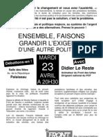 Tract Reunion Palaiseau V5