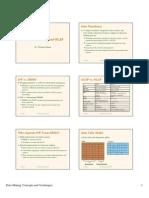 Data Warehousing and Olap1644
