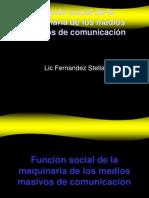 Funcion Social Medios Comunicacion