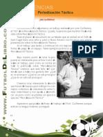 Periodizacion Tactica - Jose Guilherme