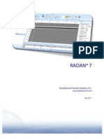 Radan 7 User Manual