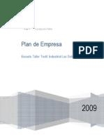 Plan de Empresa 2010