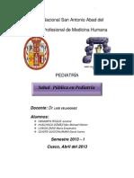 Salud Pública en Pediatría-final