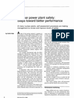 Nuclear Power Plant Safety