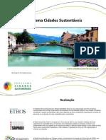 Apresentacao Programa Cidades Sustentaveis