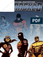 Unmasked Issue 1