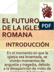 El Futuro de La Iglesia Romana