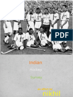 Indian Hockey Survey Result