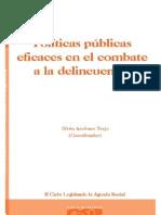 Politicas Publicas Combate Delincuencia