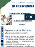 Segmentacion de Mercado 2012