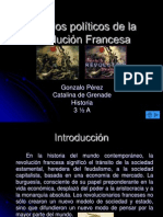 Grupos Politicos de La Revolucion Francesa 22022