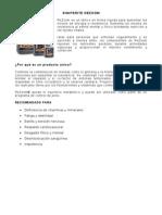 Factores Transferencia CONTROL-PESO