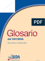 VIH GLOSARIO