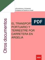 El Transporte Por Carretera Argelia