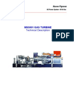 r 232 MS5001 Technical Description