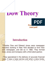 Final Ppt on Dow Theory